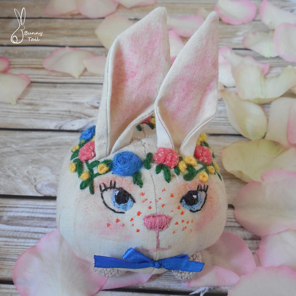 акция магазина, пасхальный кролик