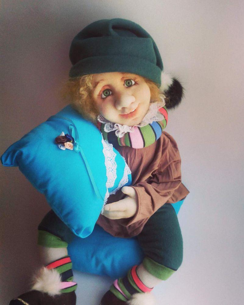 кукла ручной работы, новости магазина