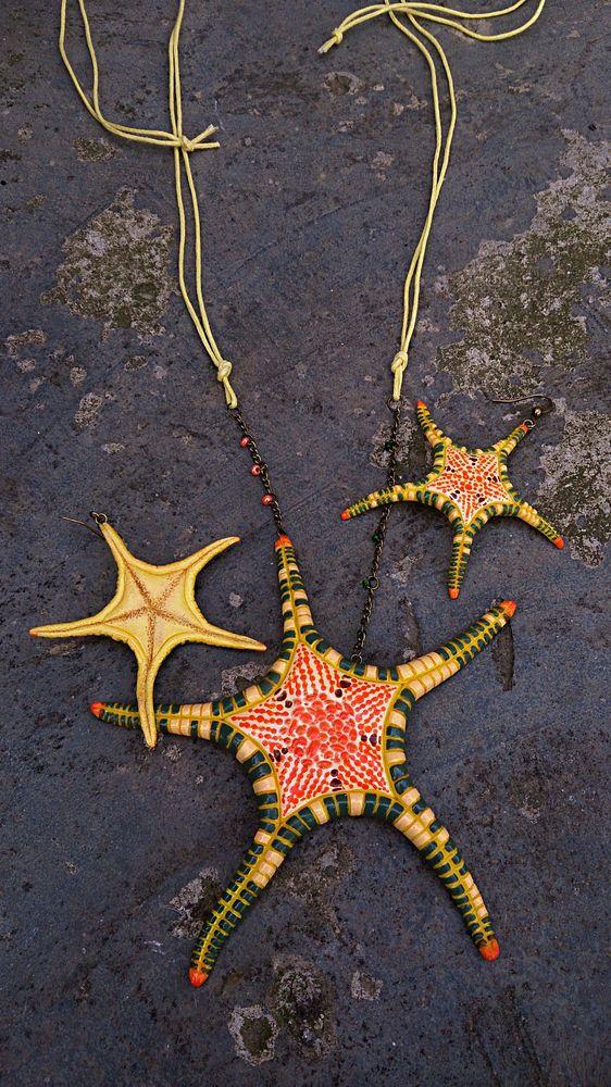 конкурсы, морская звезда