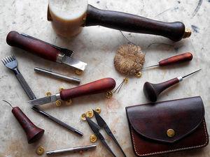 Изделия из кожи ручной работы, преимущества и секреты. Ярмарка Мастеров - ручная работа, handmade.