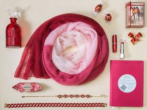 Опрос: 50 оттенков розового. Ярмарка Мастеров - ручная работа, handmade.