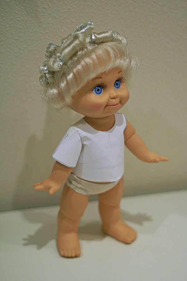 выкройки на кукол