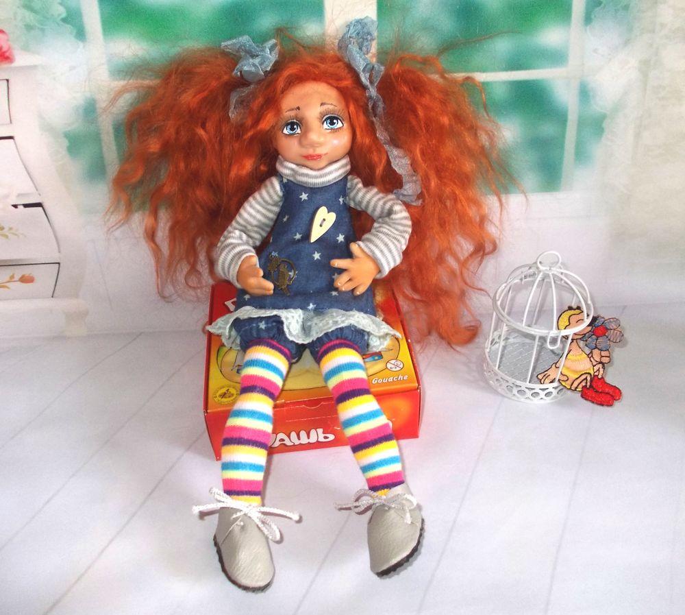 кукла, новинка