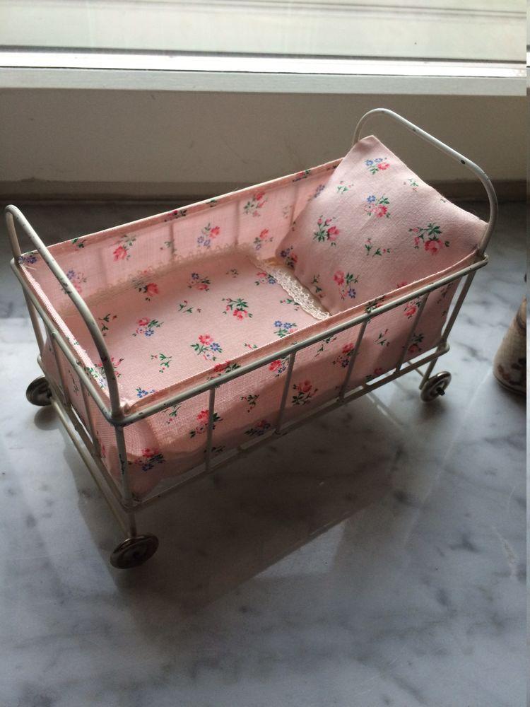 металлическая кроватка