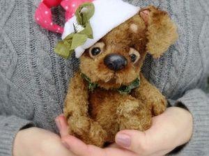 Новогодний розыгрыш собачки Тузика!. Ярмарка Мастеров - ручная работа, handmade.