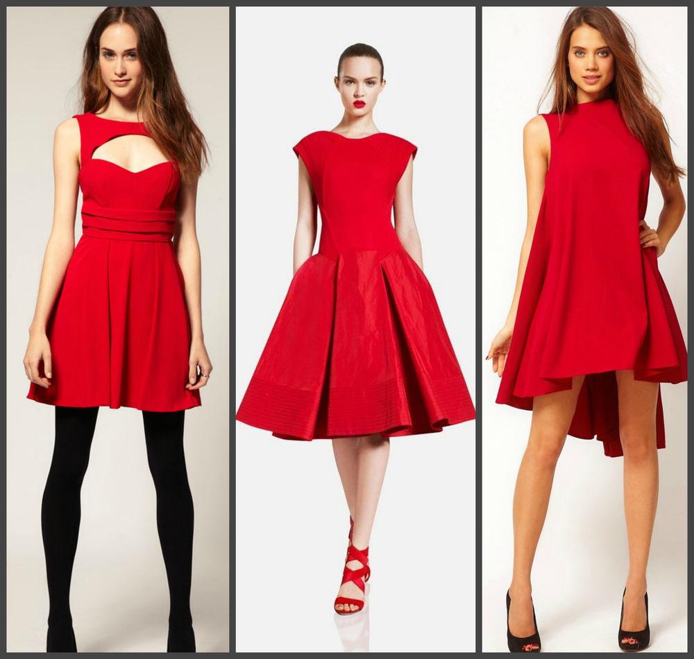 Цвет платье к новому году 2017