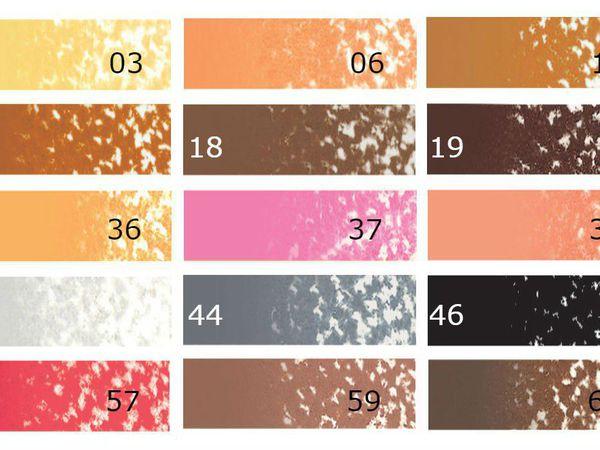 Новые цвета палитры Mungyo | Ярмарка Мастеров - ручная работа, handmade