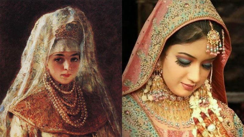 индийский, традиции