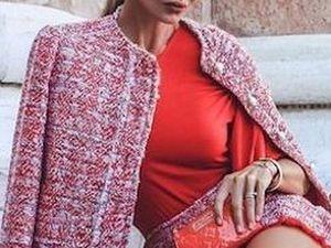 Распродажа коллекции твидов Chanel!. Ярмарка Мастеров - ручная работа, handmade.
