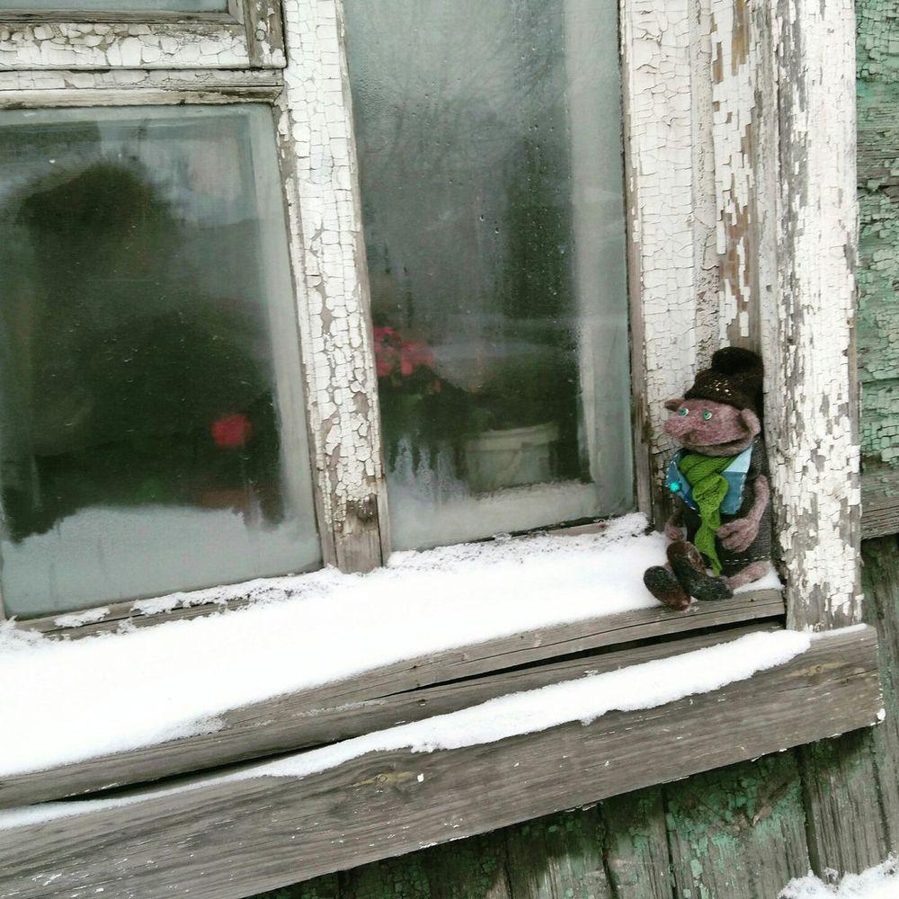бабайка, сказочные персонажи, кукла ручной работы, домовой, подарки к новому году