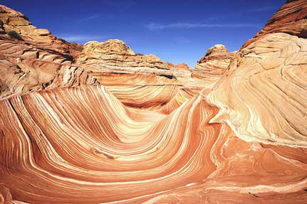 Волна, Аризона