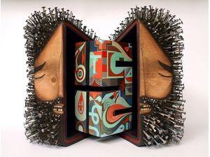 Jaime Molina и его необычные деревянные скульптуры. Ярмарка Мастеров - ручная работа, handmade.