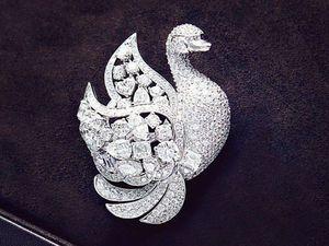Драгоценная фауна в изделиях Graff Diamonds. Ярмарка Мастеров - ручная работа, handmade.