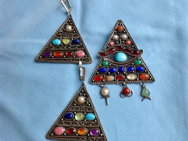 Комментарии к комплекту Мистическая Пирамида. | Ярмарка Мастеров - ручная работа, handmade