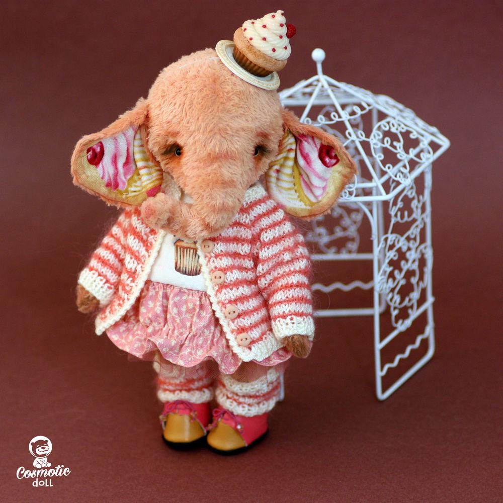 тедди слоник купить, любимый слоник