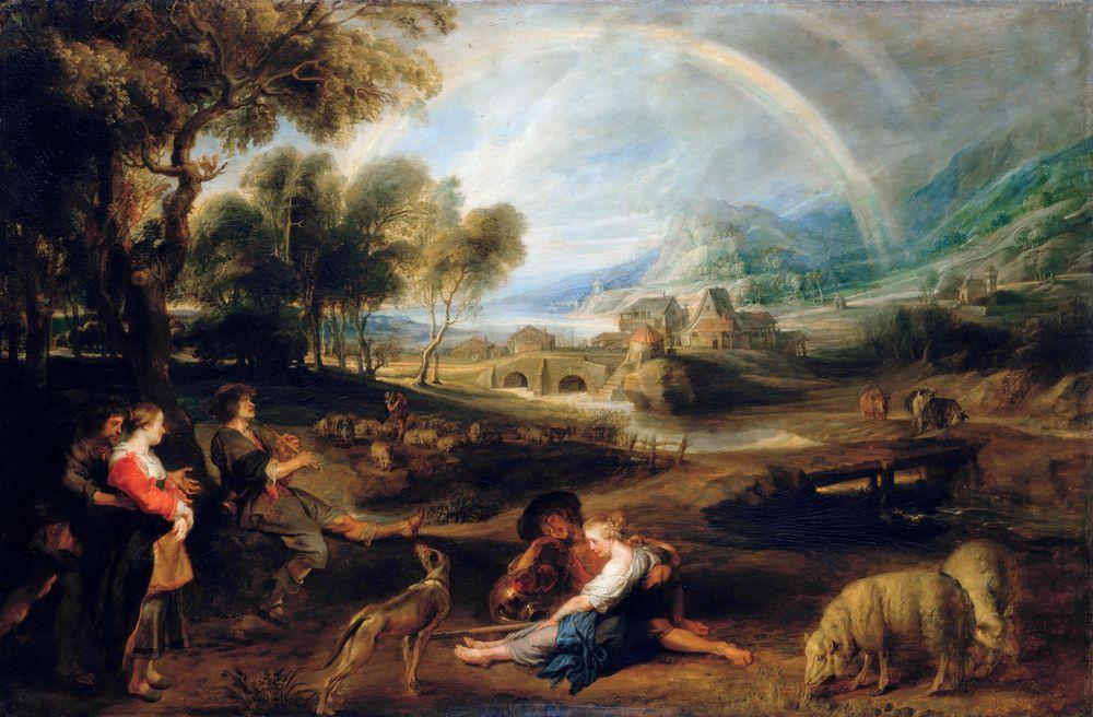 картина маслом, интересные истории, 17 й век, великий мастер, история искусства