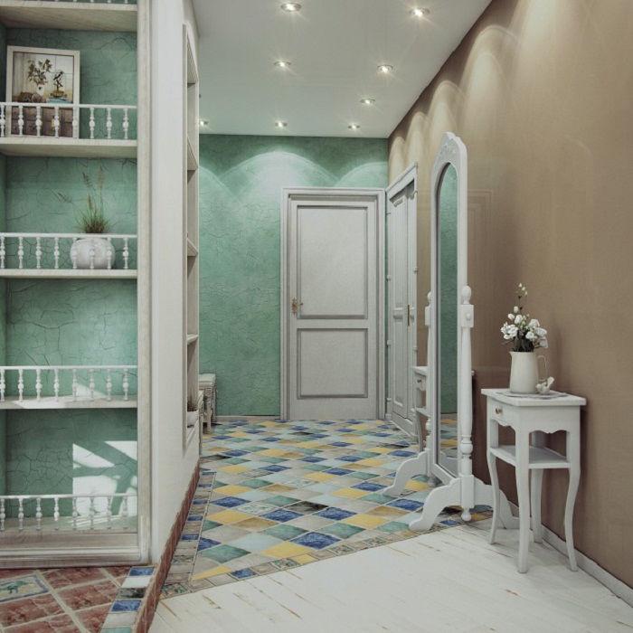 Модный мятный цвет: 25 идей для интерьера, фото № 2