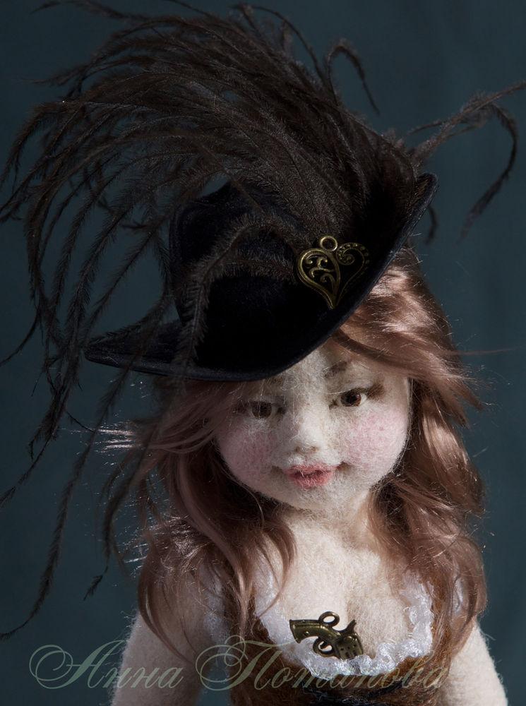 мастер-класс, кукла своими руками