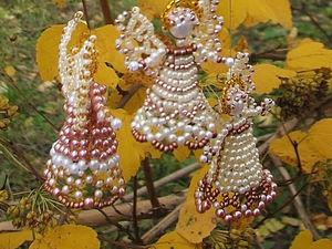 Ангелы кружат... Как рождается чудо. Ярмарка Мастеров - ручная работа, handmade.