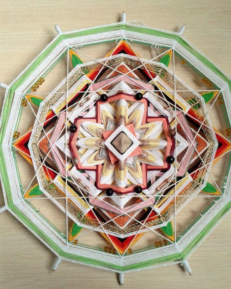 шаманизм, мандала