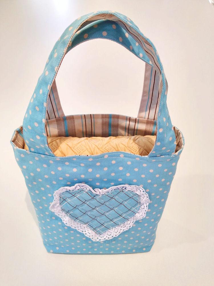 летняя сумка, внучке, двухсторонняя сумка