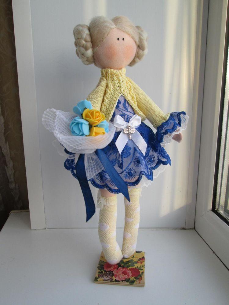 зайцы, текстильные куколки