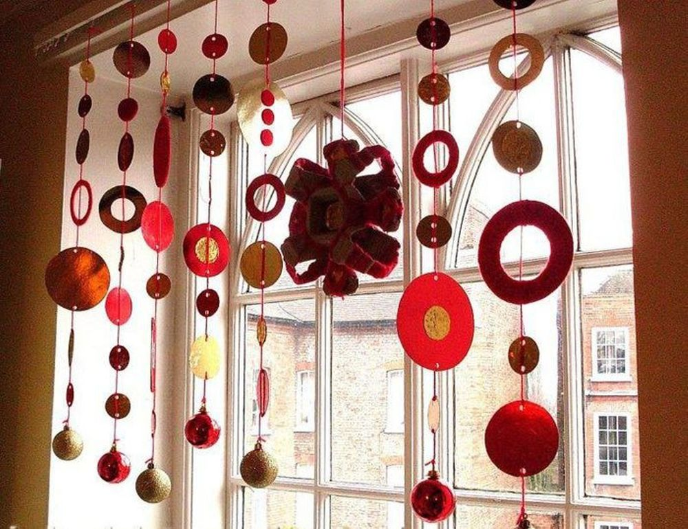 Christmas Decorations from Recycled Materials, фото № 24