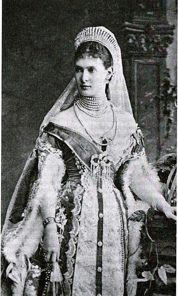 Русская тиара с французским названием, фото № 29