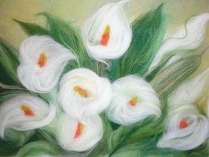 Очаровательные цветы | Ярмарка Мастеров - ручная работа, handmade