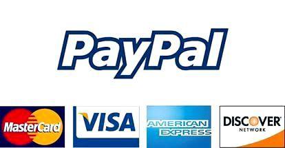 pay pal, оплата заказа