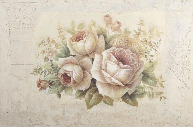 картинки розы красивые рисунки прованс знаковые