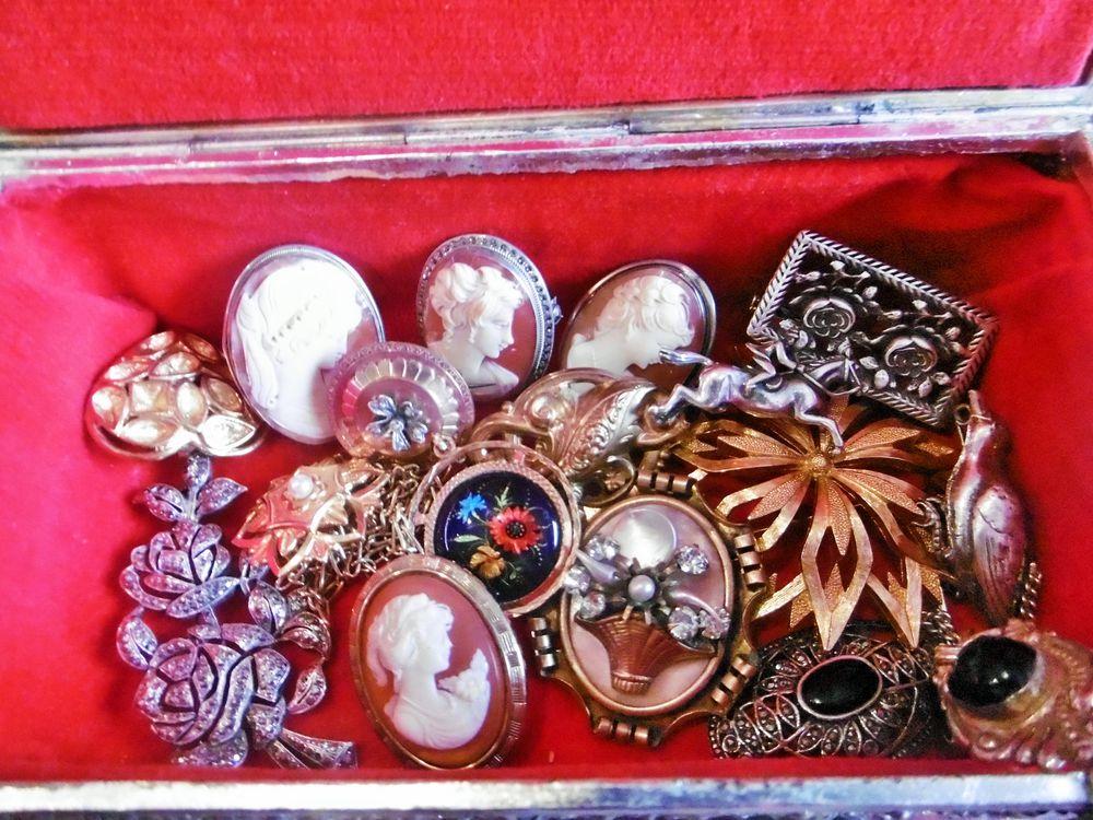 винтажные украшения, антиквариат и винтаж