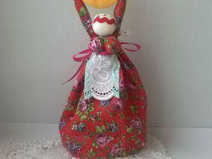 Делаем домашнюю куклу «Масленица». Ярмарка Мастеров - ручная работа, handmade.