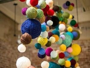 Вязаный декор: что можно сделать из остатков пряжи. Ярмарка Мастеров - ручная работа, handmade.