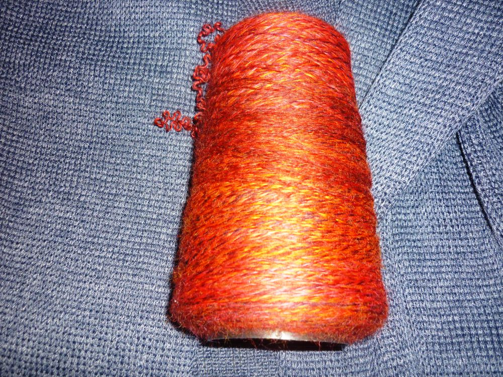 кардиган мужской, машинное вязание