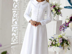 Аукцион на элегантный белый костюм !Старт 3000 р. !. Ярмарка Мастеров - ручная работа, handmade.