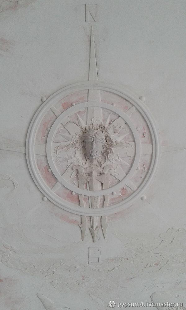 Изготавливаем барельеф «Карта», фото № 29