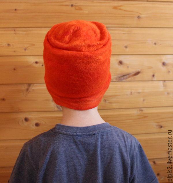 валяние из шерсти, шапка валяная, как свалять шапку, нунофелтинг