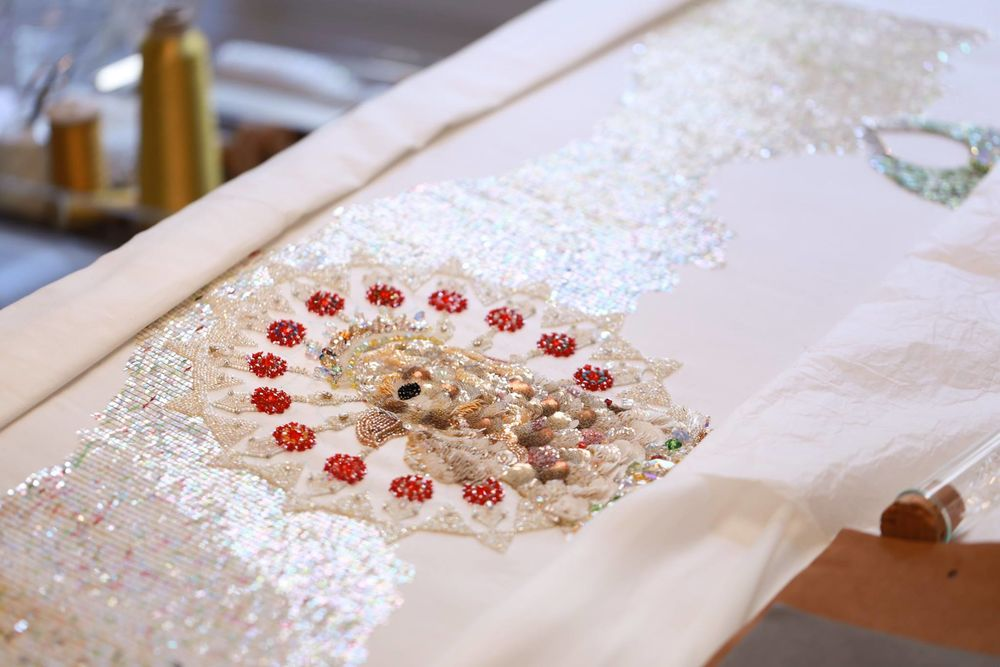 The Art of Luneville Embroidery by Chengyen LEE, фото № 1