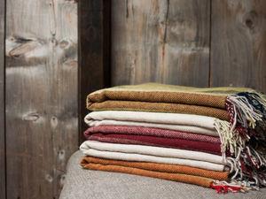 Коллекция пледов из верблюжьей шерсти. Ярмарка Мастеров - ручная работа, handmade.