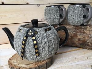 Скидка на подарочный набор из заварочного чайника и пары кружек.. Ярмарка Мастеров - ручная работа, handmade.