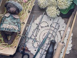 Набиваем тедди опилками!. Ярмарка Мастеров - ручная работа, handmade.