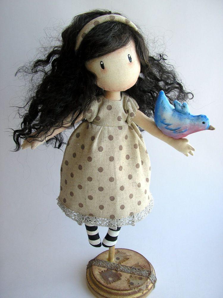 Носочки на кукол выкройка