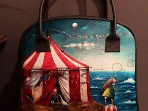 Авторские сумочки. Ярмарка Мастеров - ручная работа, handmade.