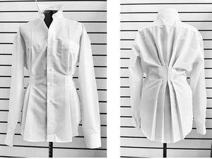 Любите Ли Вы Белые Рубашки Так, Как Люблю Их Я? | Ярмарка Мастеров - ручная работа, handmade