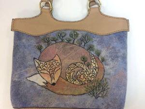 Новая коллекция сумок | Ярмарка Мастеров - ручная работа, handmade