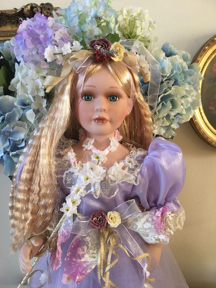 фарфоровые куклы, дети