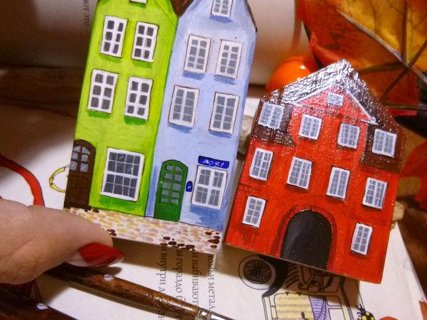 Анонс....Интерьерные домики. Амстердам! | Ярмарка Мастеров - ручная работа, handmade