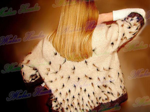 Всем любительницам вязаного эксклюзива! | Ярмарка Мастеров - ручная работа, handmade