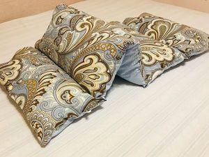 Создаем матрас из подушек. Ярмарка Мастеров - ручная работа, handmade.